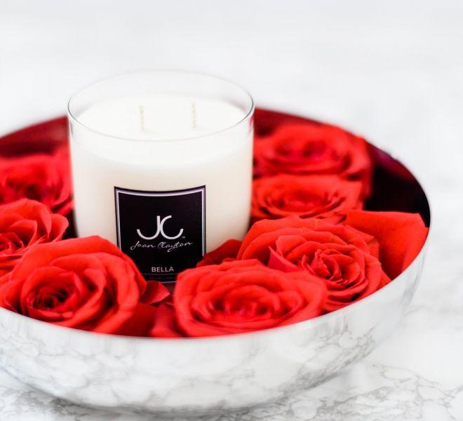 JCCandles-Roses